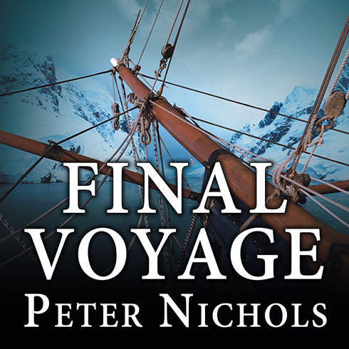 Printable Final Voyage: A Story of Arctic Disaster and One Fateful Whaling Season Audiobook Cover Art
