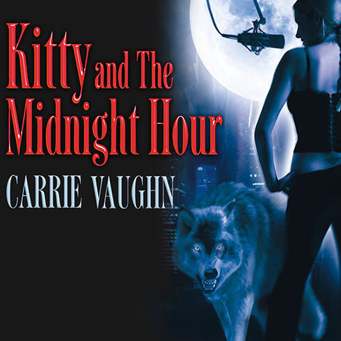 Printable Kitty and the Midnight Hour Audiobook Cover Art