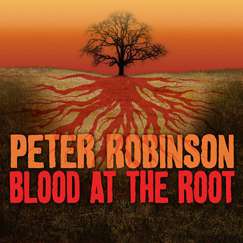 Printable Blood at the Root: A Novel of Suspense Audiobook Cover Art