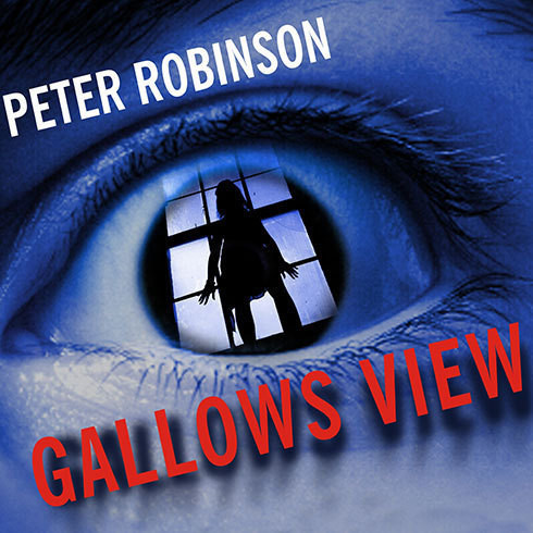 Printable Gallows View Audiobook Cover Art