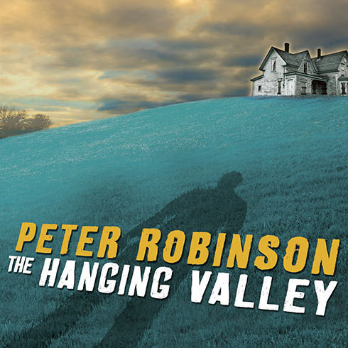 Printable The Hanging Valley: An Inspector Banks Novel Audiobook Cover Art