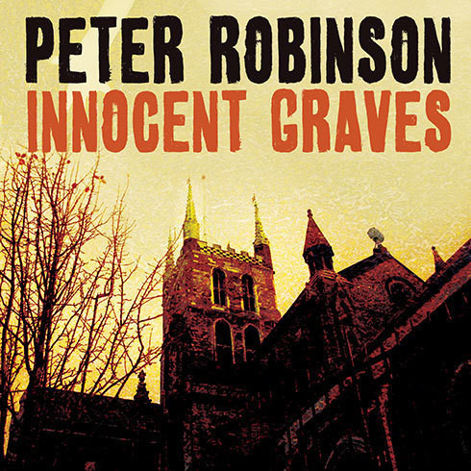 Printable Innocent Graves: A Novel of Suspense Audiobook Cover Art
