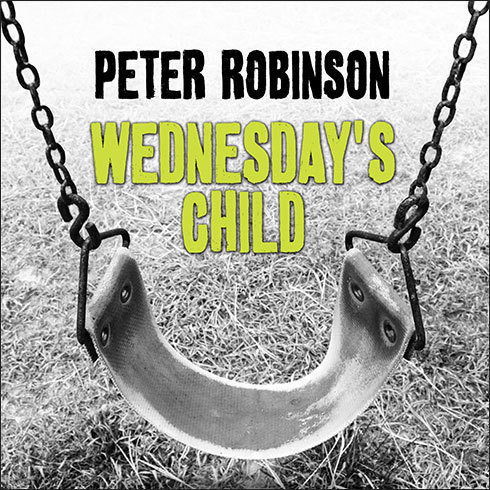 Printable Wednesday's Child Audiobook Cover Art