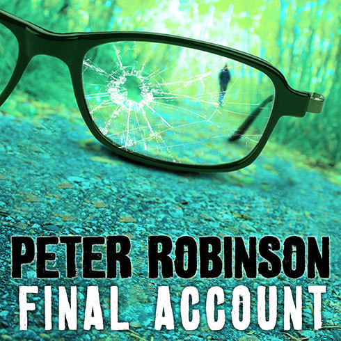 Printable Final Account Audiobook Cover Art