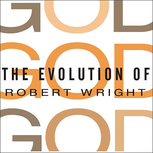 Printable The Evolution of God Audiobook Cover Art