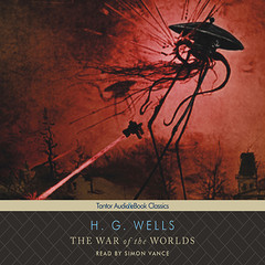 The War of the Worlds, with eBook Audiobook, by H. G. Wells