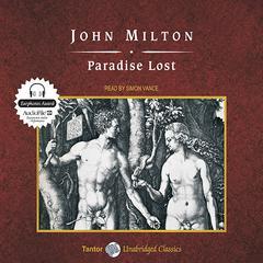 Paradise Lost Audiobook, by John Milton