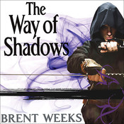 The Way of Shadows Audiobook, by Brent Weeks