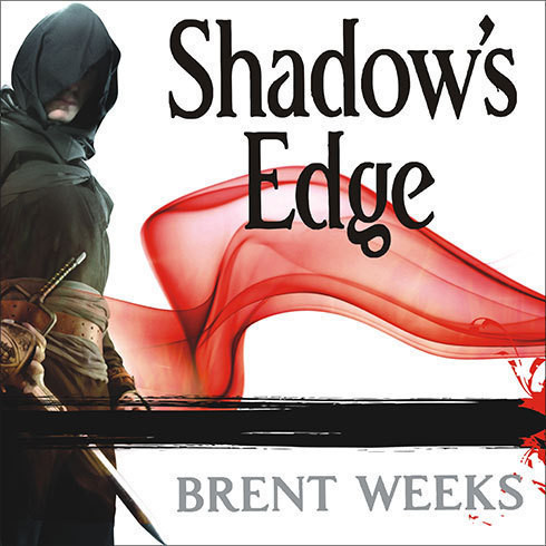 Printable Shadow's Edge Audiobook Cover Art