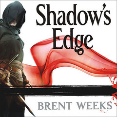 Shadows Edge Audiobook, by Brent Weeks