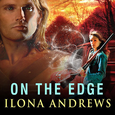 On the Edge Audiobook, by Ilona Andrews
