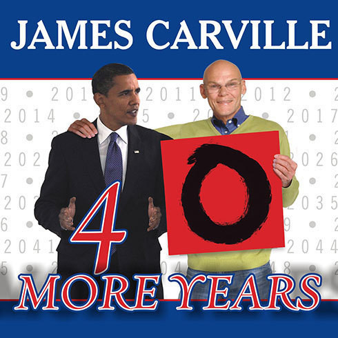 Printable Forty More Years: How the Democrats Will Rule the Next Generation Audiobook Cover Art