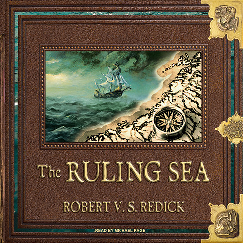 Printable The Ruling Sea Audiobook Cover Art