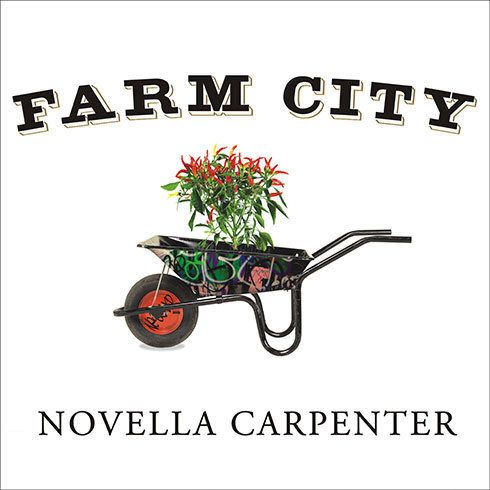 Printable Farm City: The Education of an Urban Farmer Audiobook Cover Art