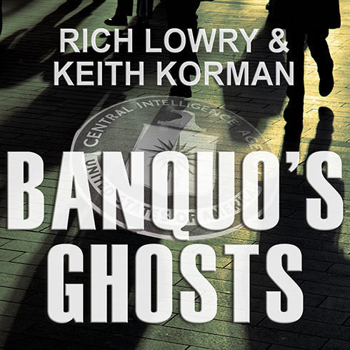 Printable Banquo's Ghosts: A Novel Audiobook Cover Art