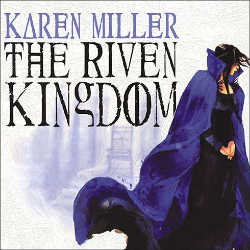 Printable The Riven Kingdom Audiobook Cover Art