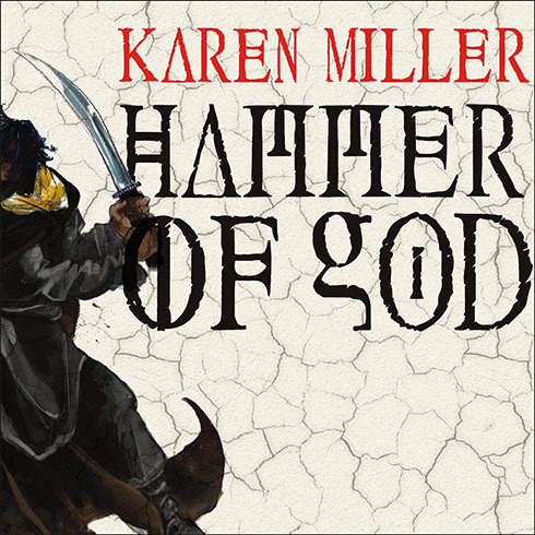 Printable Hammer of God Audiobook Cover Art