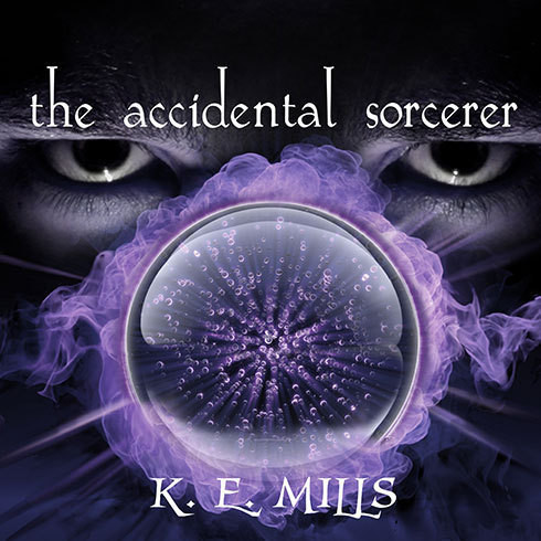 Printable The Accidental Sorcerer Audiobook Cover Art