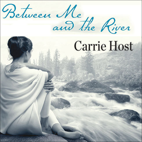 Printable Between Me and the River: Living Beyond Cancer: A Memoir Audiobook Cover Art
