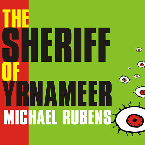 Printable The Sheriff of Yrnameer: A Novel Audiobook Cover Art