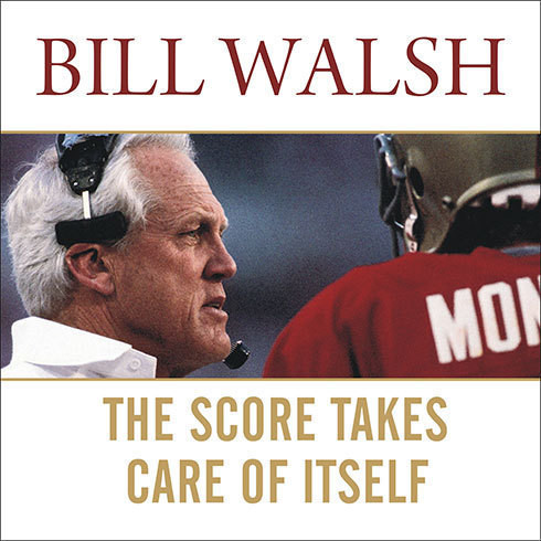 Printable The Score Takes Care of Itself: My Philosophy of Leadership Audiobook Cover Art