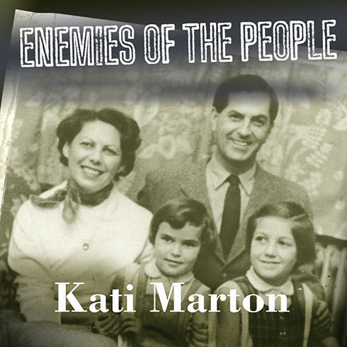 Printable Enemies of the People: My Family's Journey to America Audiobook Cover Art