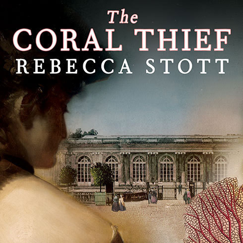 Printable The Coral Thief: A Novel Audiobook Cover Art