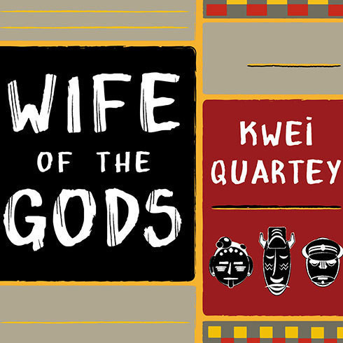 Printable Wife of the Gods: A Novel Audiobook Cover Art