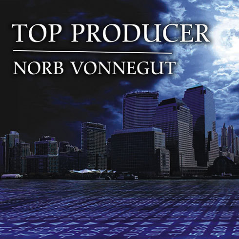 Printable Top Producer Audiobook Cover Art