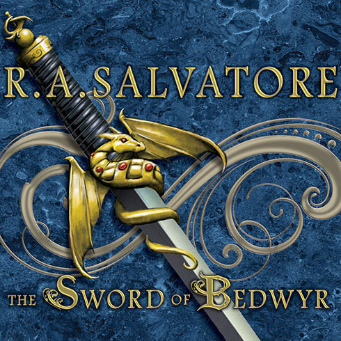 Printable The Sword of Bedwyr Audiobook Cover Art