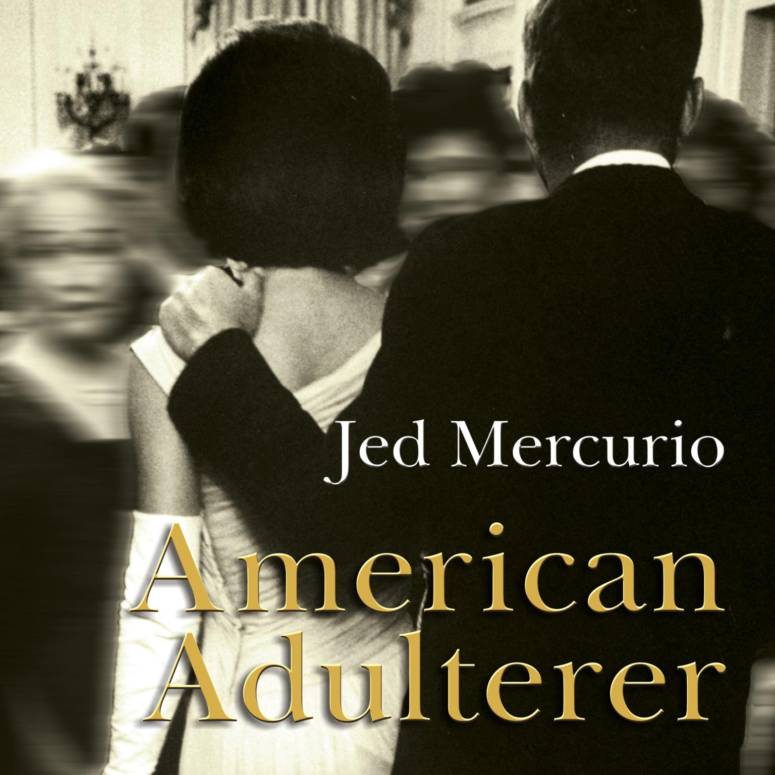 Printable American Adulterer: A Novel Audiobook Cover Art