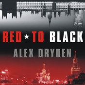 Red to Black Audiobook, by Alex Dryden