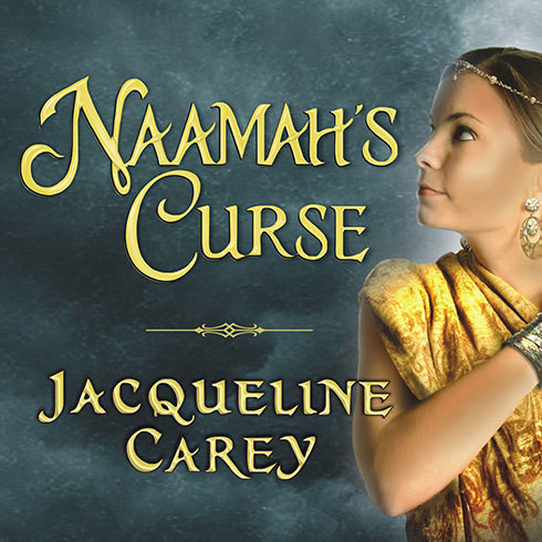 Printable Naamah's Curse Audiobook Cover Art