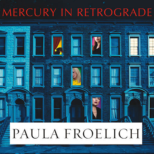 Printable Mercury in Retrograde: A Novel Audiobook Cover Art