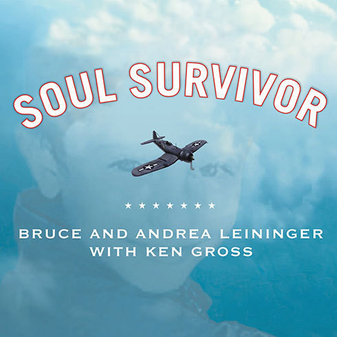 Printable Soul Survivor: The Reincarnation of a World War II Fighter Pilot Audiobook Cover Art