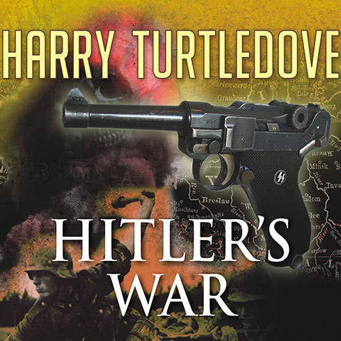 Printable Hitler's War Audiobook Cover Art