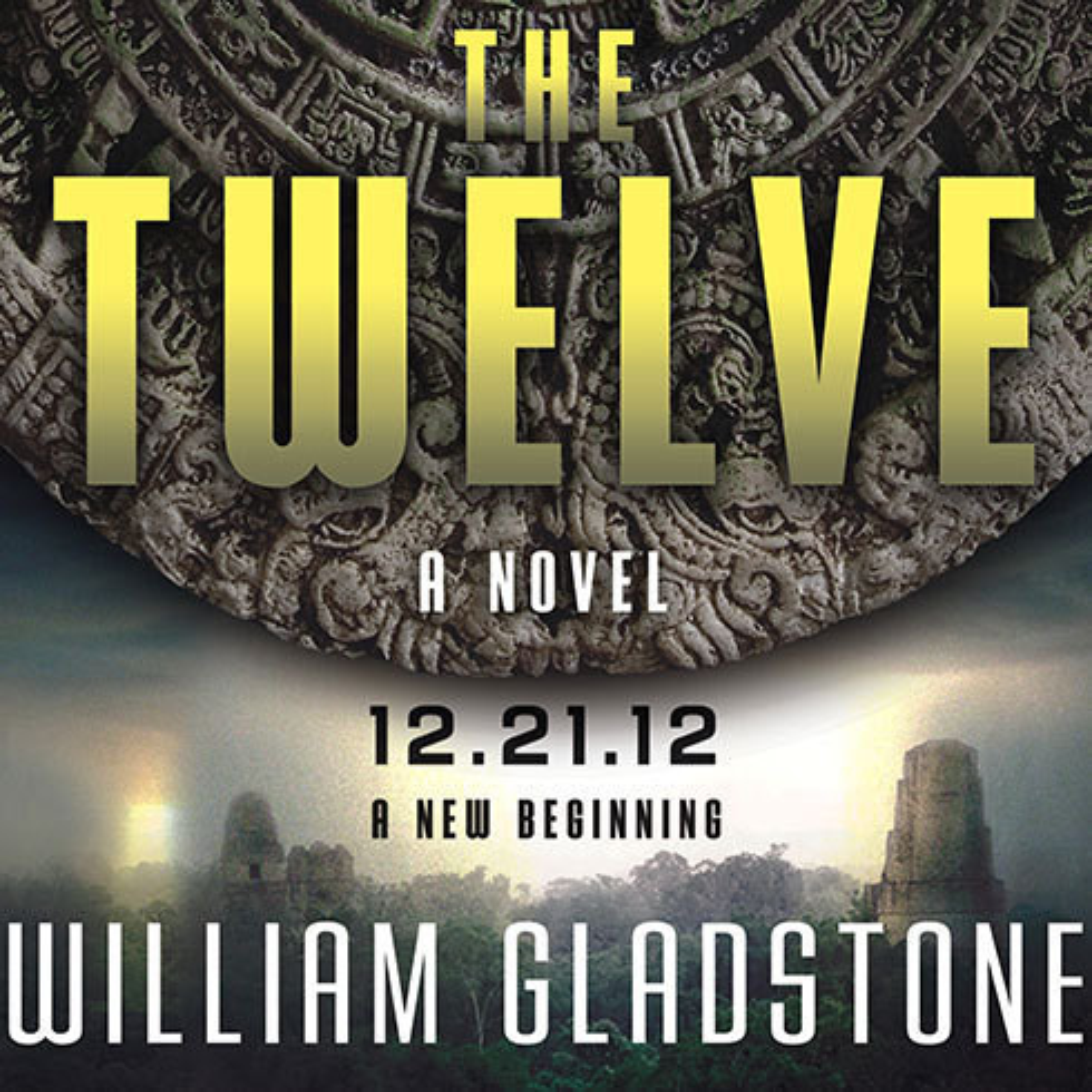 Printable The Twelve: A Novel Audiobook Cover Art