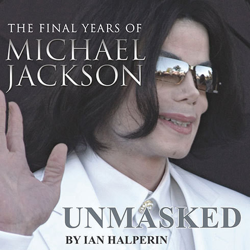 Printable Unmasked: The Final Years of Michael Jackson Audiobook Cover Art