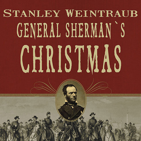 Printable General Sherman's Christmas: Savannah, 1864 Audiobook Cover Art