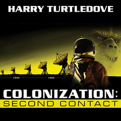 Second Contact Audiobook, by Harry Turtledove