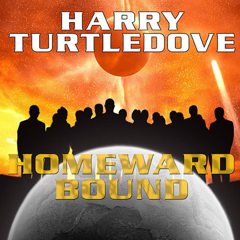 Printable Homeward Bound Audiobook Cover Art