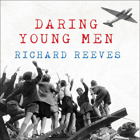 Printable Daring Young Men: The Heroism and Triumph of the Berlin Airlift---June 1948-May 1949 Audiobook Cover Art
