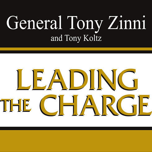 Printable Leading the Charge: Leadership Lessons from the Battlefield to the Boardroom Audiobook Cover Art