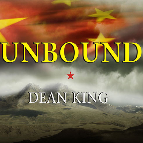 Printable Unbound: A True Story of War, Love, and Survival Audiobook Cover Art