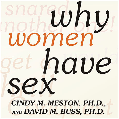Printable Why Women Have Sex: Understanding Sexual Motivations—From Adventure to Revenge (and Everything in Between) Audiobook Cover Art