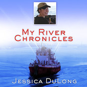 My River Chronicles: Rediscovering America on the Hudson Audiobook, by Jessica DuLong