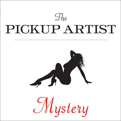 Printable The Pickup Artist: The New and Improved Art of Seduction Audiobook Cover Art