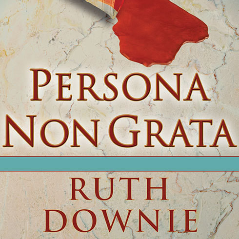 Printable Persona Non Grata: A Novel of the Roman Empire Audiobook Cover Art