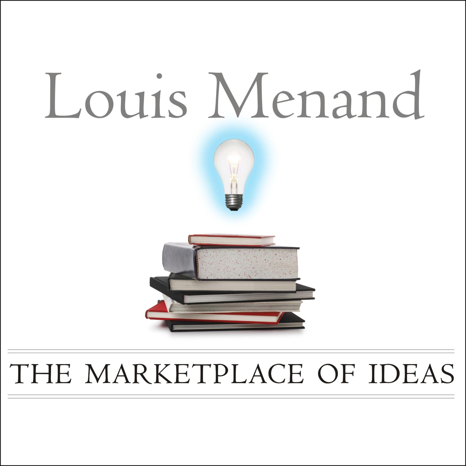 Printable The Marketplace of Ideas: Reform and Reaction in the American University Audiobook Cover Art