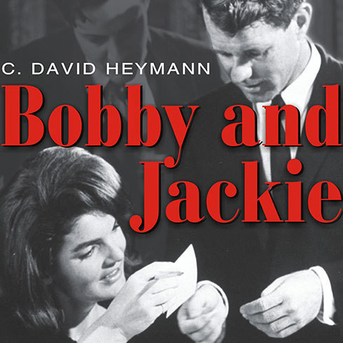 Printable Bobby and Jackie: A Love Story Audiobook Cover Art